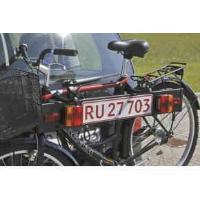Lygtebom t/ cykelholder