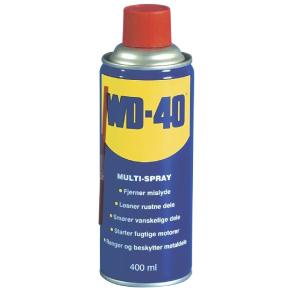 WD-40 rustopløser, 400 ml