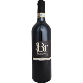 Br - Brunello di Montalcino, rødvin