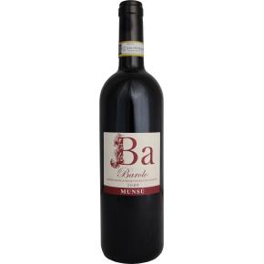 Ba - Barolo DOCG, rødvin