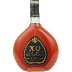 XO Regal Pride Finest Brandy 70 cl.