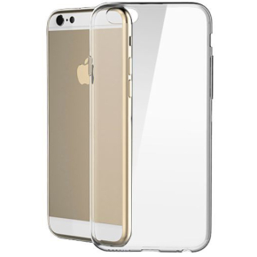 Twincase iPhone 6/6S plus case, transparent