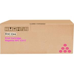 Ricoh 406054 Toner, Rød, 2000 s.
