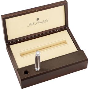 Staedtler Premium Princeps kuglepen, valnøddetræ
