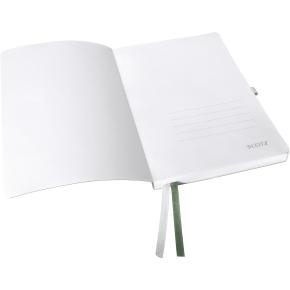 Leitz Style Notesbog A5, kvadreret, grøn