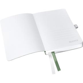 Leitz Style Notesbog A6, kvadreret, grøn