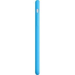 Apple iPhone 6/6S Plus bagcover, silikone, blå