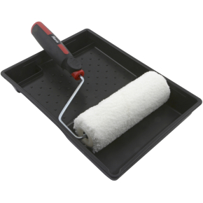 Microfiber rullesæt, 18 cm