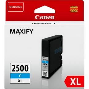 Canon PGI-2500XL Maxify, blækpatron, blå