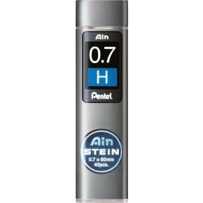 Pentel C277 stifter 0,7mm, H, 40 stk