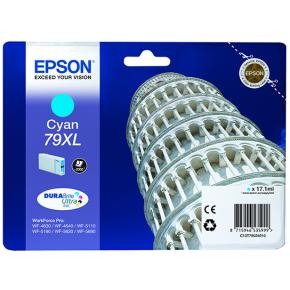 Epson nr. 79XL blækpatron, blå, 2000s.