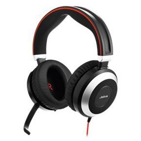 Jabra Evolve 80 UC Stereo Headset