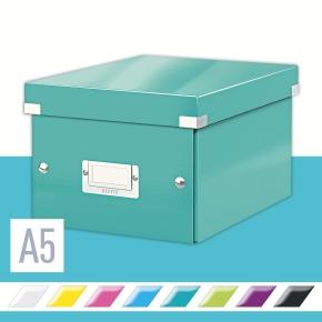 Leitz Click & Store opbevaringsboks small, isblå