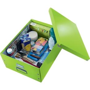 Leitz Click & Store opbevaringsboks large, grøn