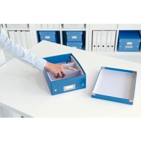 Leitz Click & Store Organizer boks lille, blå