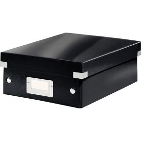 Leitz Click & Store Organizer boks lille, sort