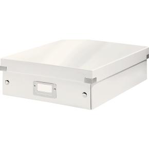 Leitz Click & Store Organizer boks medium, hvid
