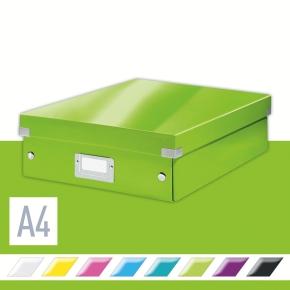 Leitz Click & Store Organizer boks medium, grøn