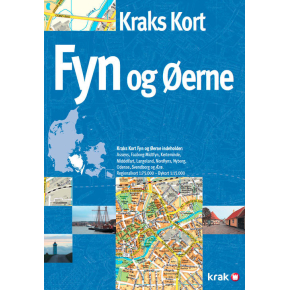 Kraks Kort Fyn & Øerne