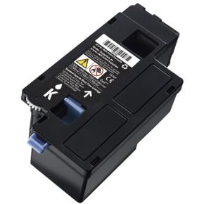 Dell 7C6F7 lasertoner, sort, 1250