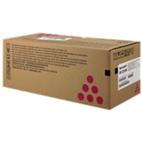 Sharp DX-C200/C200P lasertoner, rød, 5000 s.