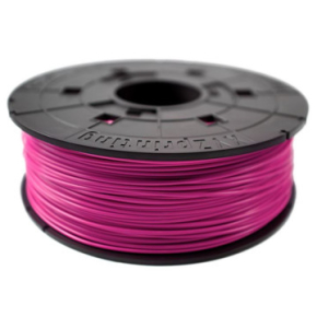 XYZ da Vinci filament, kassette, purpur