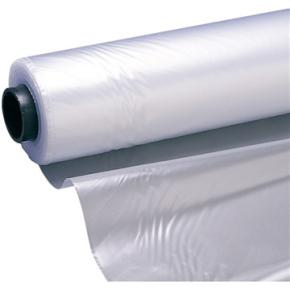 Plastfolie klar, 100 my, 3 x 50 meter