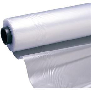 Plastfolie klar, 100 my, 4 x 50 meter
