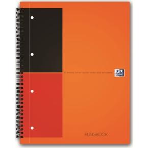 Oxford International FilingBook, A4+, linjeret