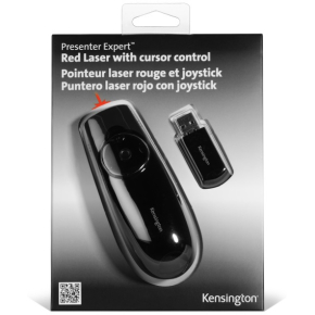 Kensington Presenter Expert laserpointer