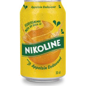 Nikoline Appelsin 33 cl inkl. pant