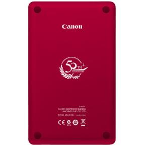 Canon X Mark II, hvid/rød