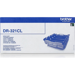 Brother DR321CL tromle, 25.000 s,