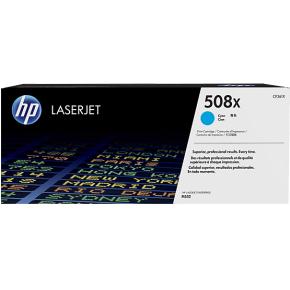 HP 508X/CF361X Lasertoner, blå, 9500s.