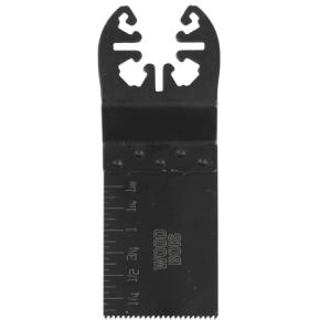 Probuilder savklinge t/ fugeskærer, 28 mm, krom