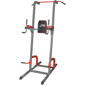 Titan Power Gym trainer, rød