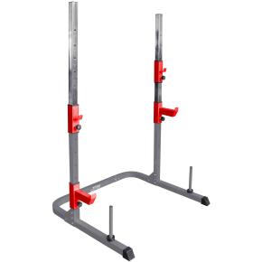 Titan Multipress stand, rød