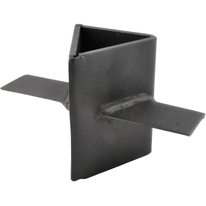 Kløvehoved, 4-delt, trekantet
