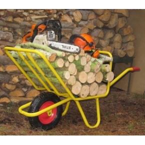Træbør, 560x340/760 mm, 200 kg
