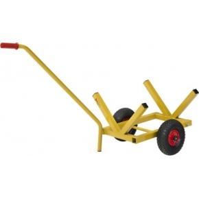 Langgodsvogn m/ V-holder, 600x750 mm, 200 kg