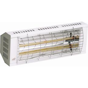 "Terrassevarmer ""BH SMART"" 2,0 kW, L:40,5 cm, Hvid"