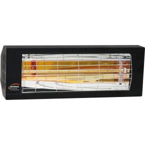 "Terrassevarmer ""BH SMART"" 2,0 kW, L:40,5 cm, Sort"