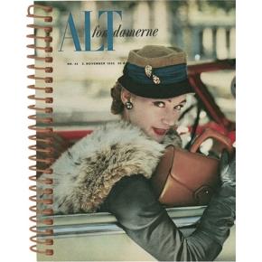 Mayland Notesbog, Alt for damerne, A5, bil