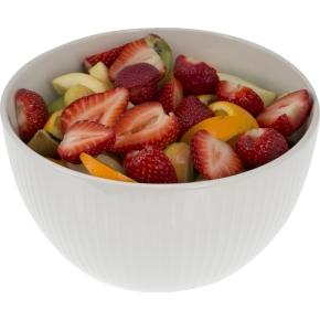 Lene Bjerre Salatskål, hvid