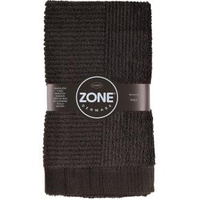 Zone Confetti håndklæde 50x100cm, sort