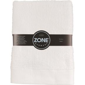 Zone Confetti håndklæde 70x140cm, hvid