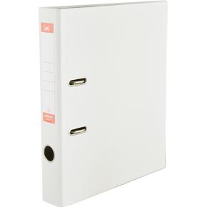 Lomax brevordner A4, 50mm, hvid