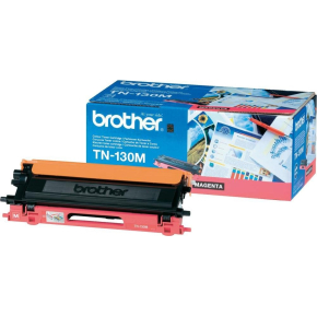 Brother TN130M lasertoner, rød, 1500s