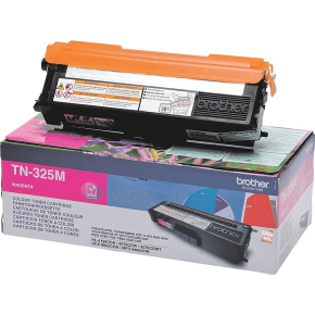 Brother TN325M lasertoner, rød, 3500s