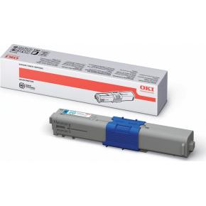 OKI 44469705 lasertoner, rød, 2000s